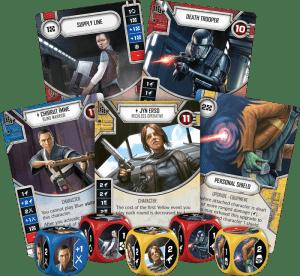 SW Destiny: Spirit of Rebellion