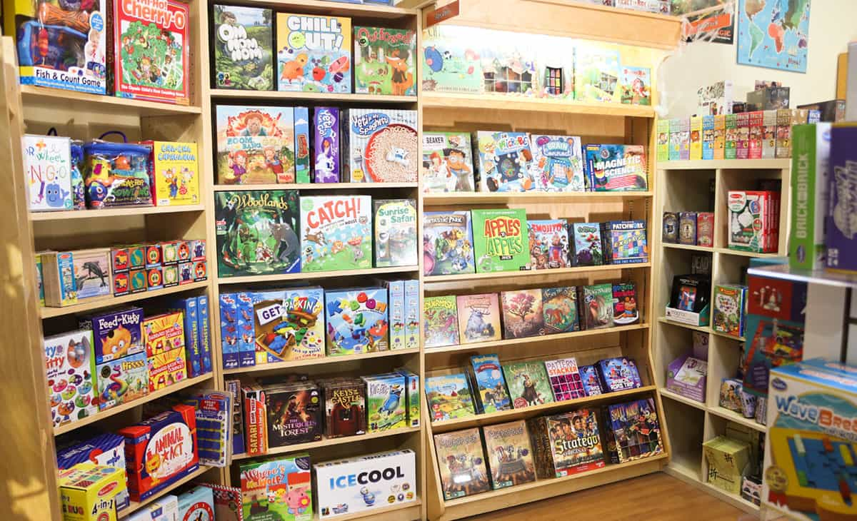 board game shop